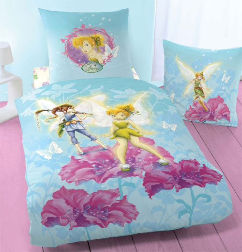 neu bettw sche fairies cute sterreich ma e 140 x 200. Black Bedroom Furniture Sets. Home Design Ideas